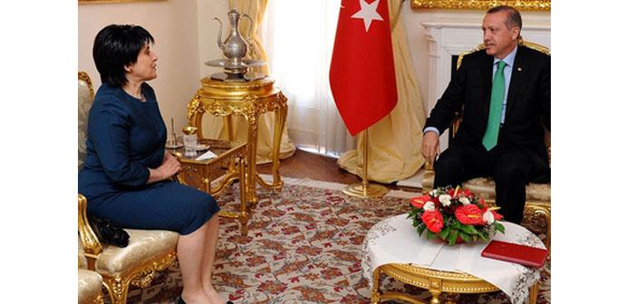 Erdoğan'dan Leyla Zana'nın talebine yanıt: Görüşebiliriz