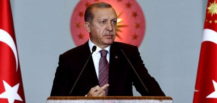 Erdoğan 'Barış için Akademisyenler'i hedef aldı: Aydın değil cahilsiniz