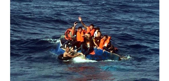 Göçmen faciasında bilanço ağır: 21 kişinin cansız bedenine ulaşıldı