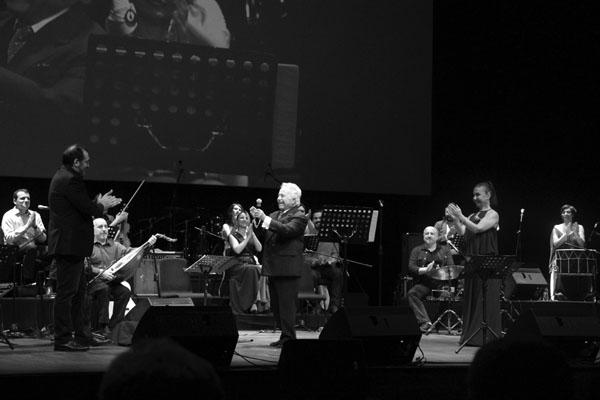 'In Memoriam', 24 Nisan konseri