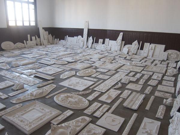 14. İstanbul Bienali, Michael Rakowitz, 'Eti Sizin Kemiği Bizim'