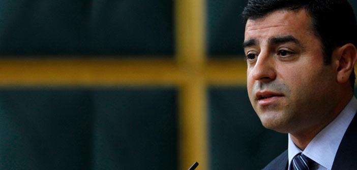 Demirtaş: HDP'yi dışlama girişiminin darbe harekâtından sonra bile devam ediyor olması akılsızlıktır