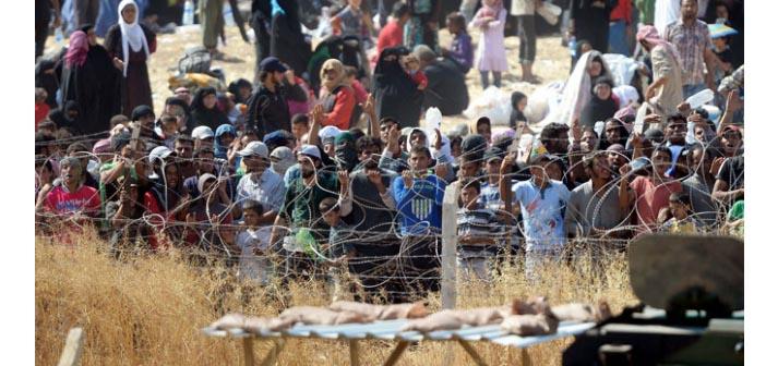 Türkiye Suriyelilerden vize isteyecek