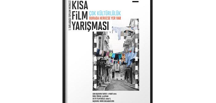 Tarlabaşı Toplum Merkezi'nden kısa film yarışması