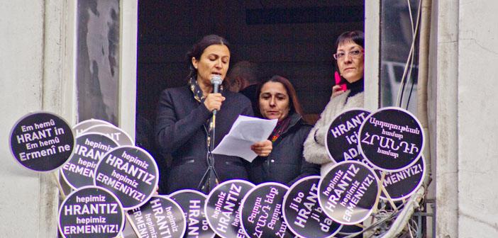 Tahir Elçi'nin ağzından Hrant Dink'e: Biz bulanık gölleri olan bu ülkenin nilüferleriydik