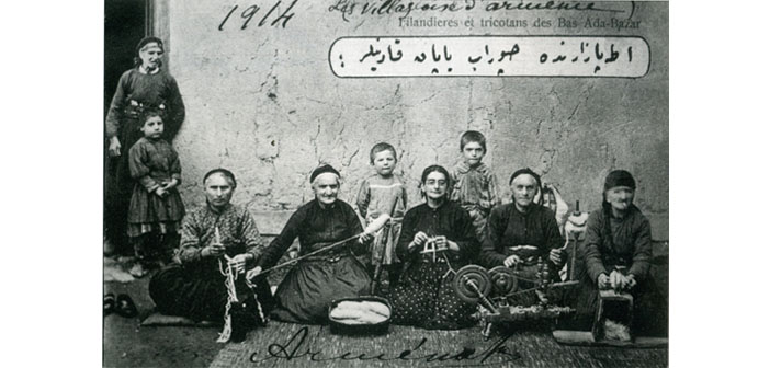Arzuhallerin anlattığı: 1915'te Ermeni anne olmak