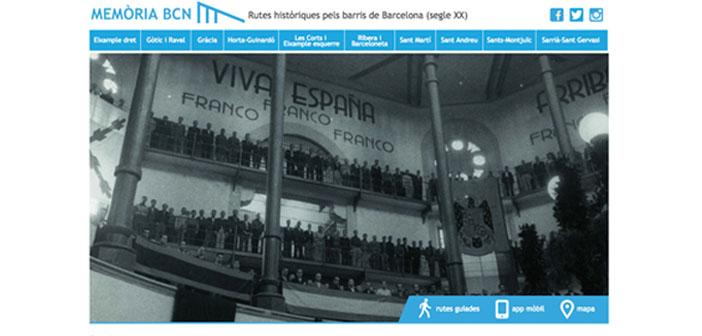 Barcelona'nın 20. yüzyılına teknolojik yolculuk