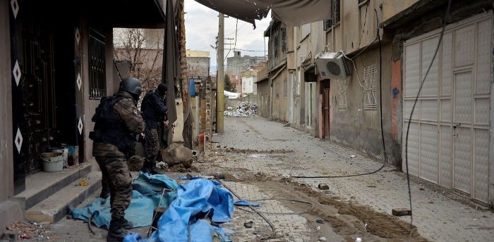 HDP report: curfews, 6 months, 180 killed