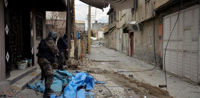 HDP raporu: Sokağa çıkma yasağı, altı ay, 180 ölü