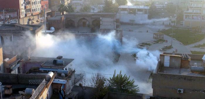 Cizre'de ikinci bodrum: 9 kişi yanarak öldü