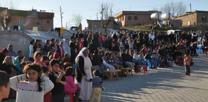 Diyarbakır Barosu: Ezidilere ayrımcılık yapılıyor