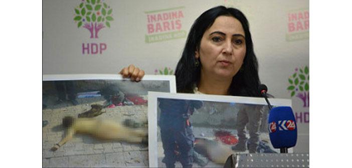 Yüksekdağ: Ben bir Türk kadını olarak