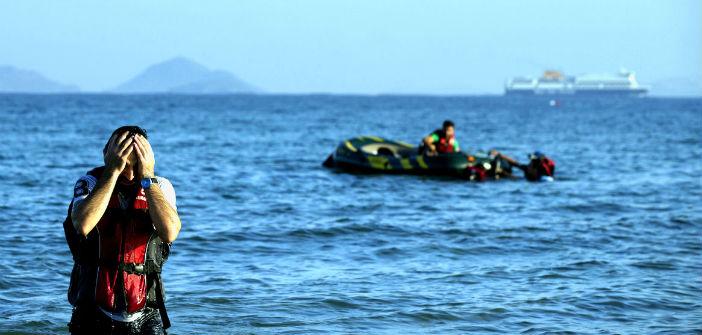 Ocak'ta 244 göçmen denizlerde öldü