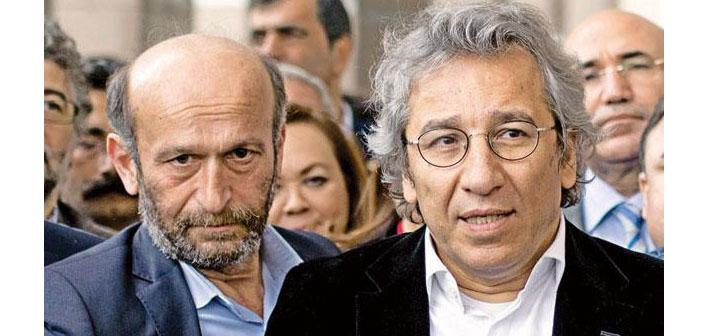 Dündar ve Gül hakkındaki iddianame kabul edildi