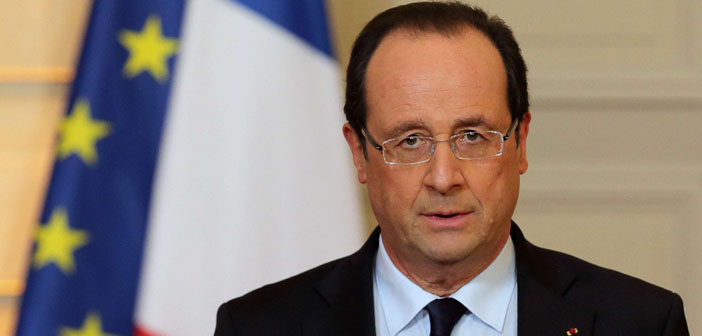 Hollande: genocide denial law will be put on the agenda again