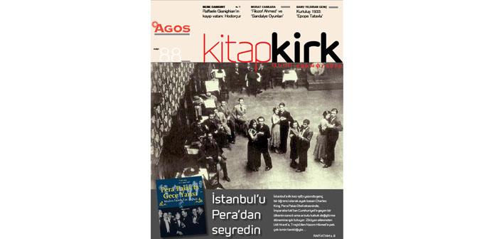 KİTAP / ԳԻՐՔ ŞUBAT: İstanbul'u Pera'dan seyredin