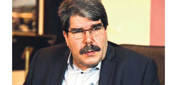 PYD co-chair Müslim: we have nothing to do with Ankara attack