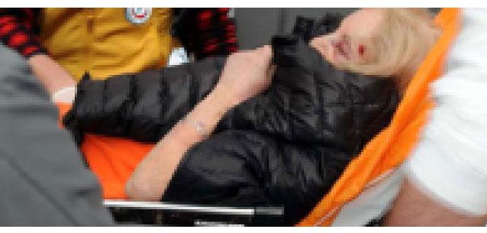 Şişli'deki saldırıda yaralanan Demirci taburcu edildi