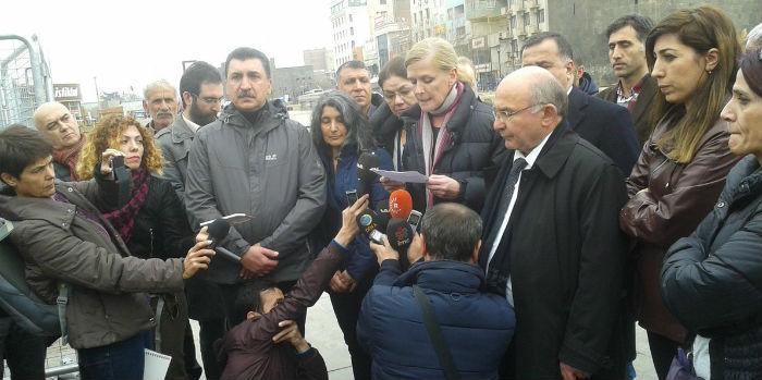 Sur'da güvenli tahliye için 24 saat ara talebi
