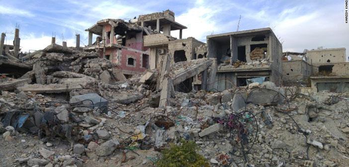 BM raporu: Suriye'de tüm taraflar savaş suçu işliyor