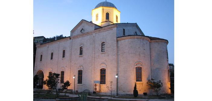 Tarihi Taşbaşı Kilisesi arkeoloji müzesi olacak
