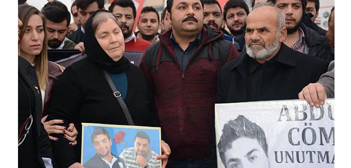 Abdullah Cömert'i öldüren polise 13 yıl 4 ay