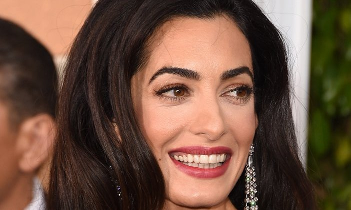 Amal Clooney reacted against the claims of Baku