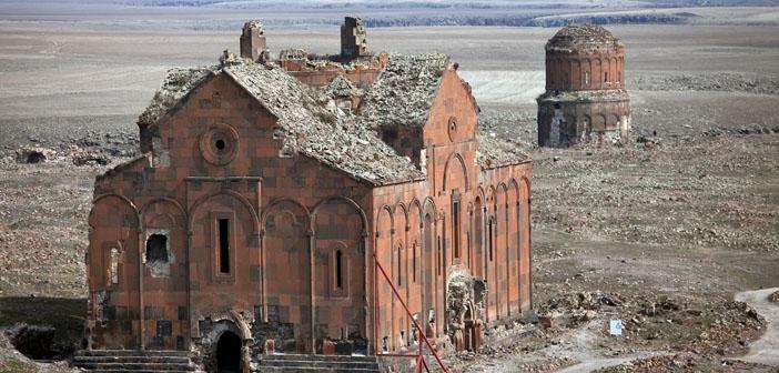 Ani Harabeleri Unesco yolunda destek bekliyor