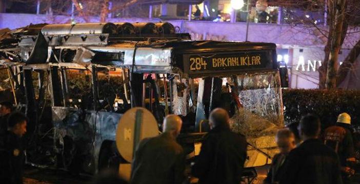 Ankara saldırısının faili açıklandı