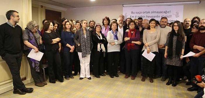 Bilgi Üniversitesi'nden 11 akademisyen ifade verdi