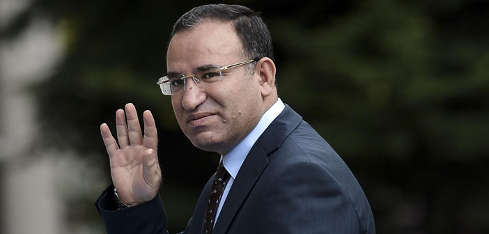 HDP'den Bozdağ'ın görevden alınması için gensoru önergesi