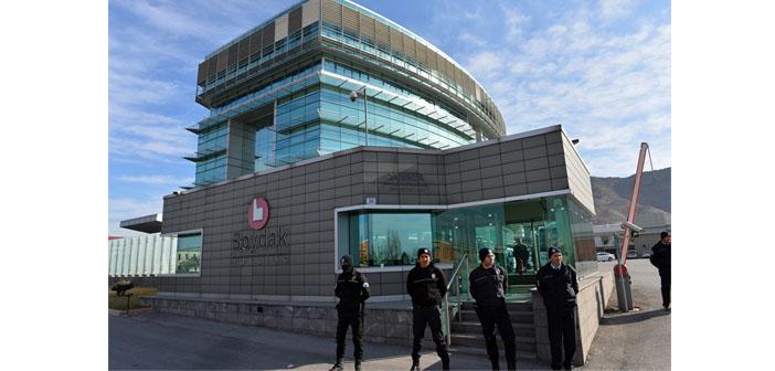 Boydak Holding'e polis baskını, dört yönetici gözaltında