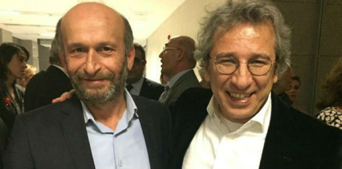 Confidentiality order on Gül and Dündar's trial