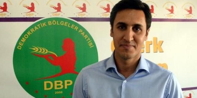 Gözaltına alınan DBP Eş Genel Başkanı Yüksek serbest bırakıldı