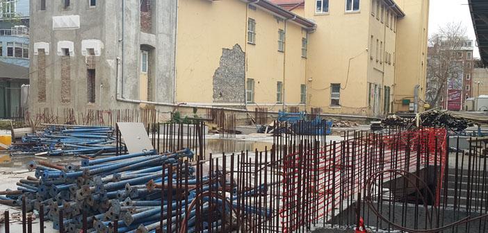 Karagözyan'da bir kültür merkezi
