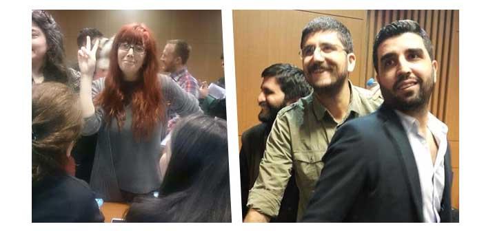 Serbest bırakılan ÖHD'li avukatlara yakalama kararı