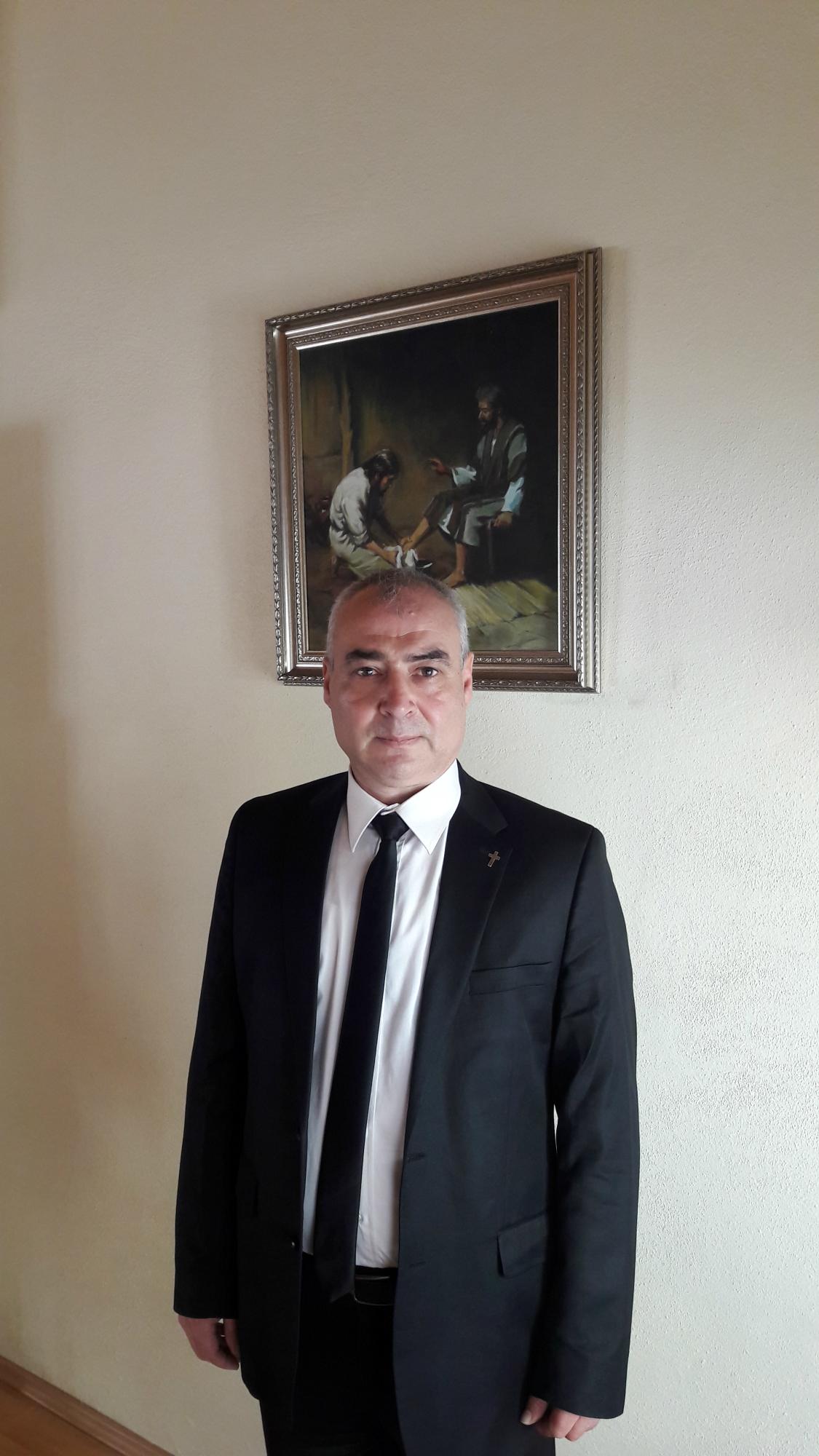 Pastör İsmail Kulakçıoğlu
