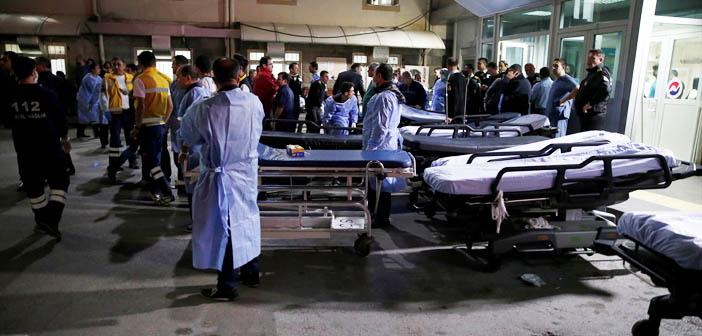 Saldırıda hayatını kaybeden 34 kişinin ismi belli oldu