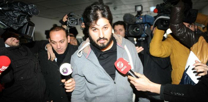 Reza Zarrab Miami'de tutuklandı