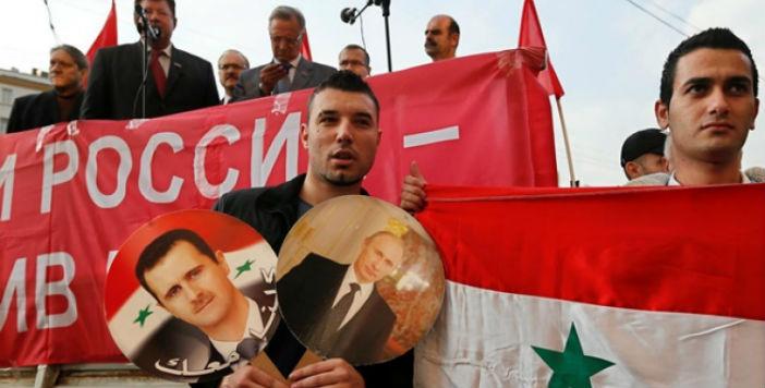 Rusya, Suriye'den 'kısmen' geri çekiliyor