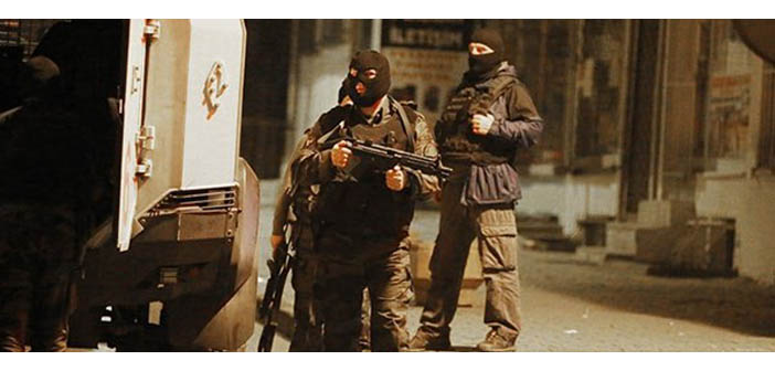 Şırnak ve Yüksekova'da 'Mehter Marşı'yla operasyon