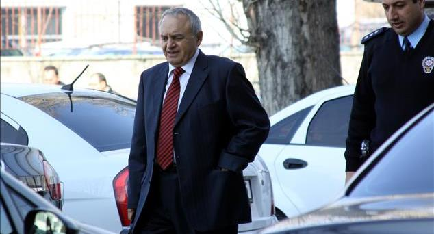 Sabri Uzun claims he didn't know about the intelligence reports