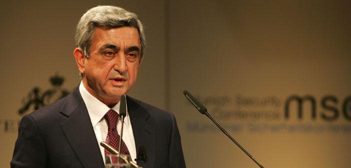 Ermenistan Cumhurbaşkanı'ndan Newroz mesajı