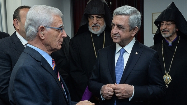 Sarkisyan ABD'de