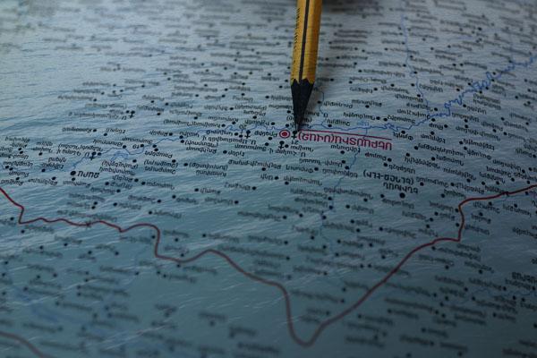 Seropyan'ın kalemi