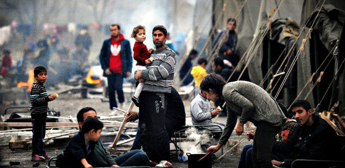 Zengin ülkeler Suriyelilerin sadece yüzde 1,4'ünü aldı