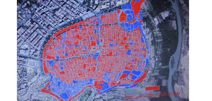 Diyarbakır Barosu'ndan kamulaştırmaya dava