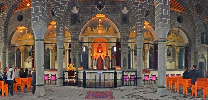 Churches of Diyarbakir also expropriated