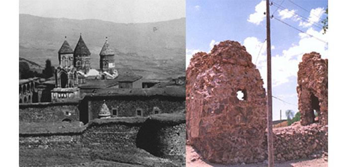 'Valilik, Surp Garabet Manastırı'nı keyfi olarak tahliye etmiyor'