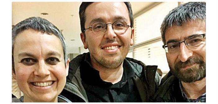 Üç akademisyene 7,5 yıl hapis isteniyor
